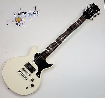 Gordon Smith Gs1 Electric Guitar - Vintage White + Padded Gigbag