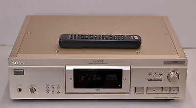 SONY CDP-XA50ES redesigned to a Digital CD transport. Stunning audio quality!