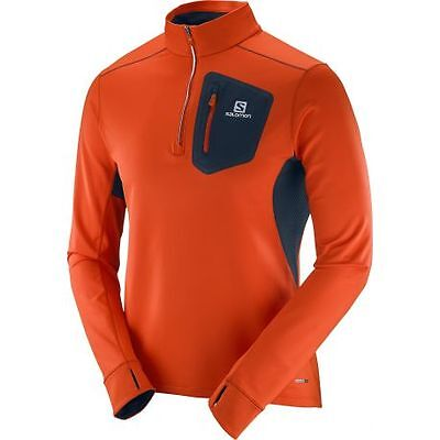 Maillot Trail Runner Warm Mid - homme