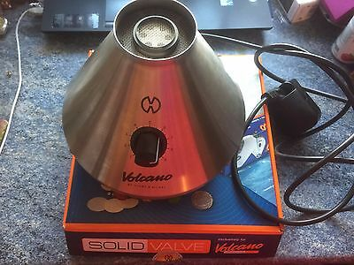 Volcano Vaporiser Classic  Easy Valve by Storz and bickel Used