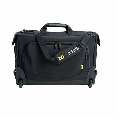 Gate 8 Tri Fold Wheeled Suitcase (Carry On)
