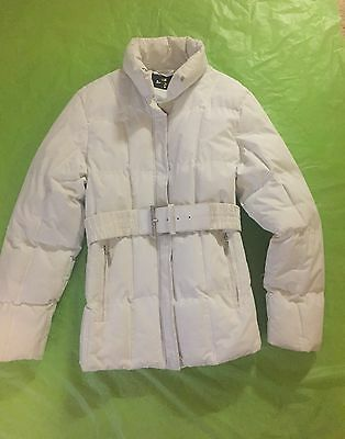 White Ladies Ski Jacket - Beyond - Size M - Purchased in Venice