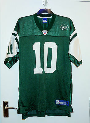 New York Jets - Chad Pennington #10 - NFL American Football Shirt Top - Size XL