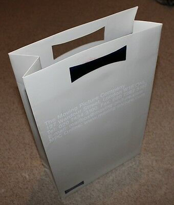Film movie prop Visual Effects THE MOVING PICTURE Company goodie bag RARE