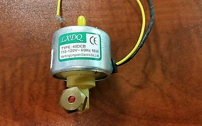18W replacement pump for water based Fog machines. Fits most 800W - 900W models