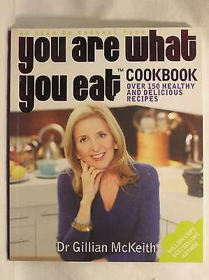 You are What You Eat Cookbook, Gillian McKeith, New Book
