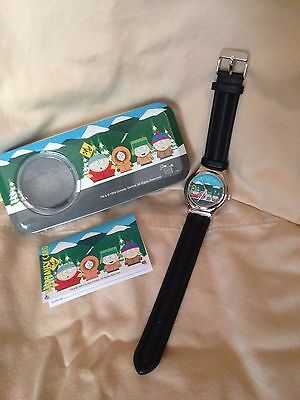 Comedy Central SouthPark Watch with case