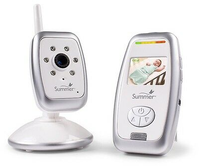 "Summer Infant  Sure Sight 1.8"" Digital Color LCD Night Vision Video Baby Monitor"
