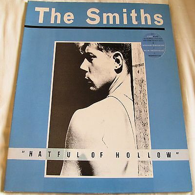 Smiths  – Hatful Of Hollow   Rough Trade first edition vinyl compilation