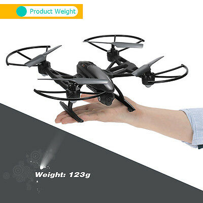 Large Height Locking Flight RC Quadcopter Drone with 2.0MP HD Camera