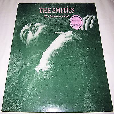 Smiths  – The Queen is Dead   Rough Trade first edition vinyl
