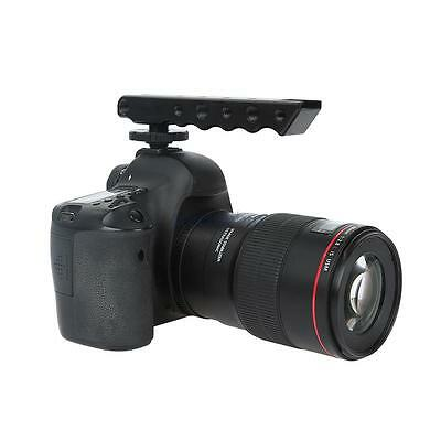 Stablizing Handle Rig Top Handle & Shoe Extender Video For DSLR Canon Camera