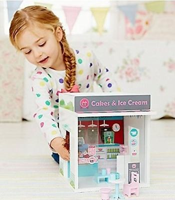 ELC Rosebud Cakes and ice cream Shop / Parlour - Brand New in Box