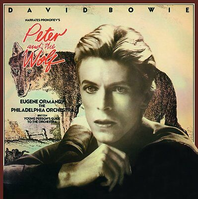 David Bowie Peter And The Wolf Vinile Lp 180 Grammi Nuovo Sigillato !!