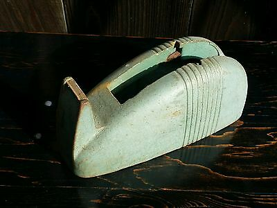 Cast Iron Green Scotch Tape Dispenser Industrial Heavy Duty whale Tape Dispenser