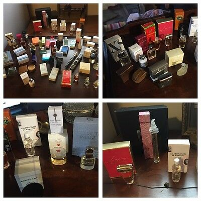 HUGE Miniature Perfume Lot - ALL BOXED - FREE GIFTS!!!!!! - 35 + SET NEW PRICE!!