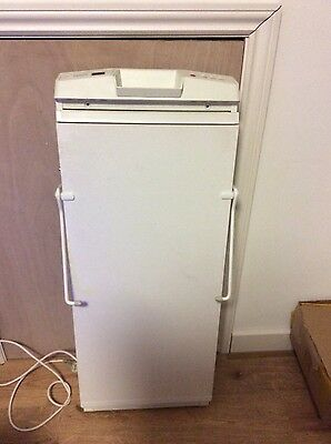 Corby trouser press, model 7700, white, timers,