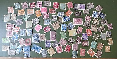 90+ Stamps Portugal Mixed Lot 1870s – 1930s