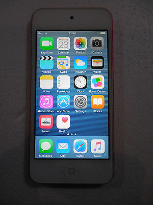 Apple iPod touch 5th Generation (Late 2012) Pink (32GB) (Slight fault)