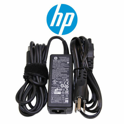 Genuine HP 45W 19.5V 2.31A AC Adapter Power Supply Charger 744893-001