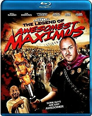 NEW BLU-RAY /National Lampoon's The Legend of Awesomest Maximus  - Rip Torn