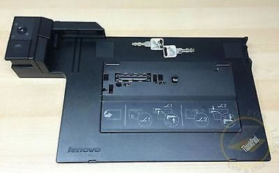 Lenovo 4337 Mini Dock Plus Series 3 For T410, T420, T410s,T510 T520 With Key