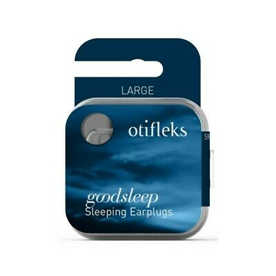 Otifleks Goodsleep Sleeping Earplugs Available In 4 Sizes Otifleks