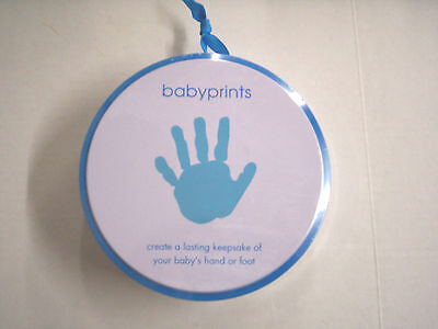 Handprint by Pearhead, Boy, Brand New in Sealed Tin