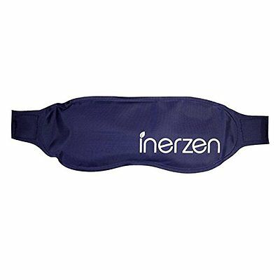 Inerzen Hot or Cold Eye Mask Gel Pad - Reusable, Microwavable, Freezable