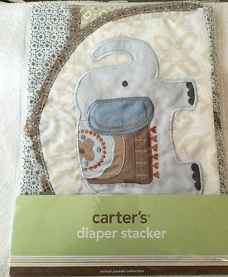 Carter's Animal Parade- Diaper Stacker