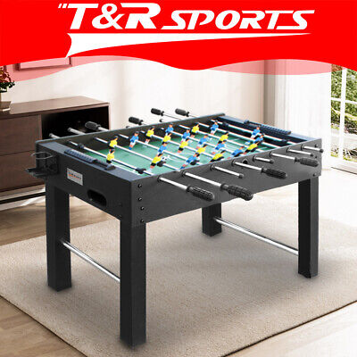2019 New 4FT Black Soccer/Foosball Table for Kids Small Room FREE DELIVERY/T&C