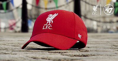 Liverpool 47 Snapback Cap- 100% Official Licensed Product