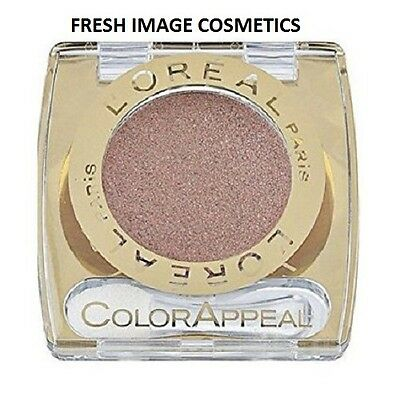 LOREAL COLOR  EYESHADOW COLOUR no 165 GOLDEN ROSE NEW GREAT SOFT COLOUR