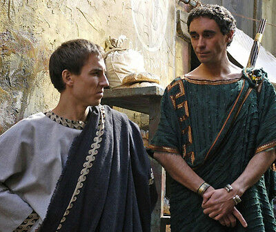 Tobias Menzies and Guy Henry UNSIGNED photo - H7053 - Rome