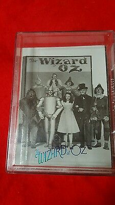THE WIZARD OF OZ TRADING CARDS full set of 72