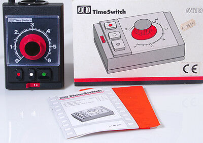 Compte Pose Pour Agrandisseur - Jobo - Time Switch - Viponel Timer - Comme Neuf