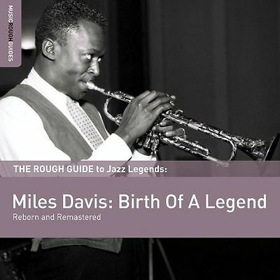 Miles Davis Birth Of A Legend The Rough Guide To Jazz  Legend Vinile Lp Nuovo