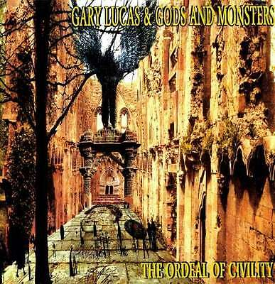 Lucas Gary  The Ordeal Of Civility Vinile Lp 180 Grammi Nuovo !!