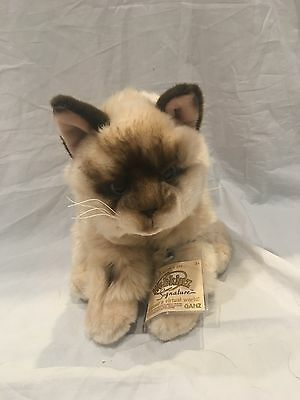 Webkinz Signature Ragdoll Cat WITH CODE New Condition