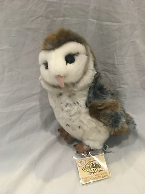 Webkinz Signature Barn Owl WITH CODE New Condition