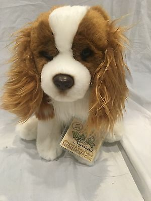 webkinz Signature King Charles Cocker Spaniel WITH CODE New Condition
