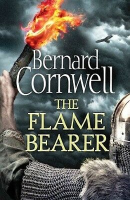 The Flame Bearer by Bernard Cornwell (Hardback, 2016)