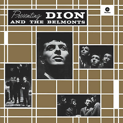 Dion And The Belmonts Presenting Dion And Vinile Lp 180 Grammi Nuovo Sigillato