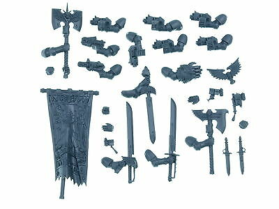 Blood Angels Sanguinary Guard - Waffen Pack mit Accessoires - Big Pack
