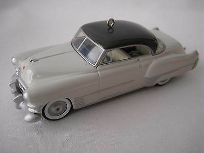 Hallmark Keepsake Ornament 1949 Cadillac Coupe Deville 50Th Anniversary