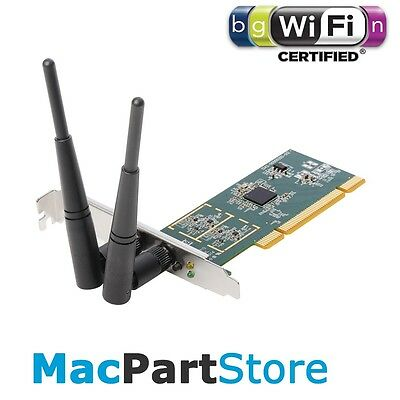 Airport Extreme 11n Wireless Card for G3/G4/G5 Mac OS X
