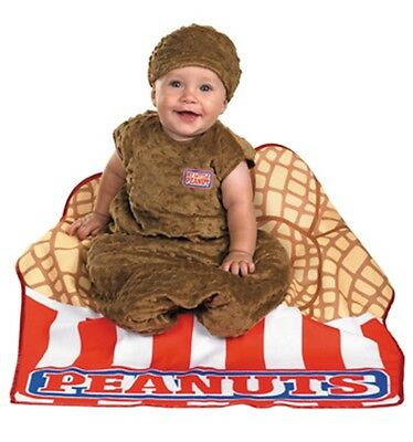 Little Peanut Bunting Infant Costume by Disguise