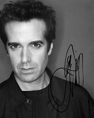 David Copperfield - Illusionist/Magician - Signed Autograph REPRINT