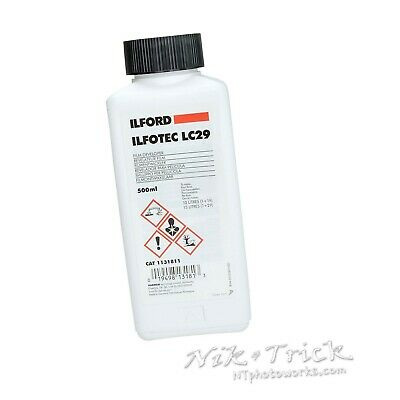 Ilford Ilfotec LC29 Black & White Film Deverloper~ 500ml