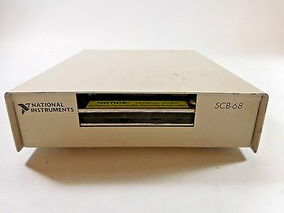 National Instruments SCB-68, 182469D-01